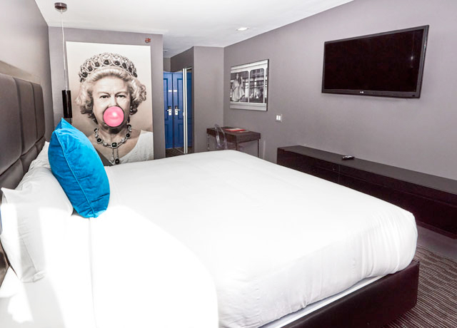 premium suite - Artisan Hotel Boutique by the Las Vegas Strip