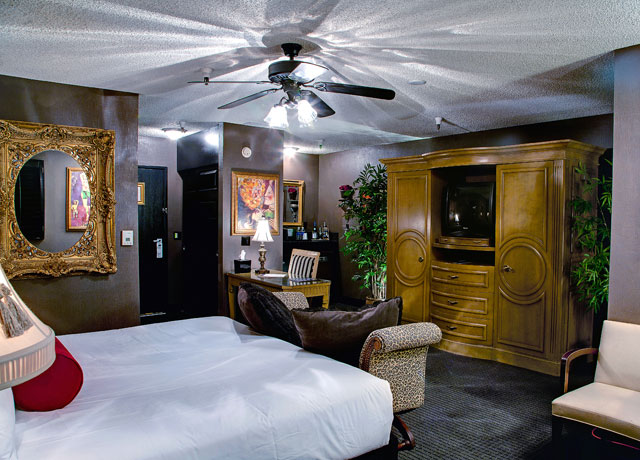 boutique suite - Artisan Hotel Boutique by the Las Vegas Strip